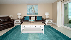 One of the finest of our Clearwater Beach Rentals, this unit was recently refurnished.