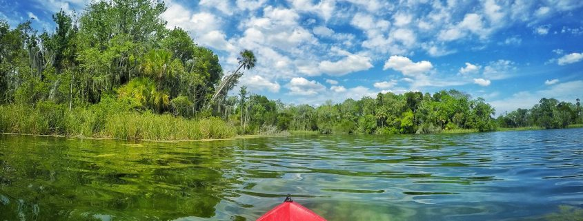 Crystal River, Florida Kayaking