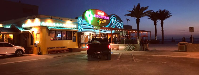 Late Night Food on Clearwater Beach