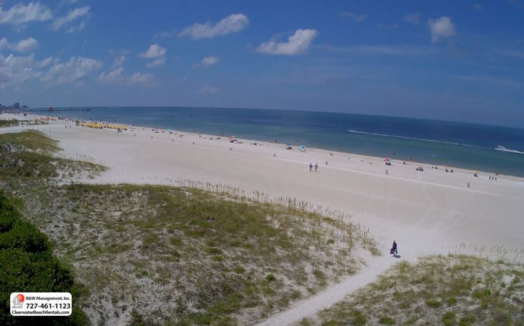 Clearwater Beach Live Webcam HD