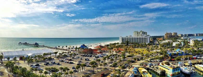 Beautiful Clearwater Beach Views