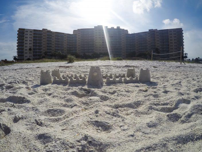 Clearwater Beach Sandcastle