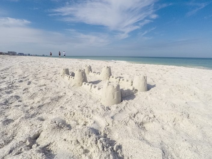 Clearwater Beach Sandcastle
