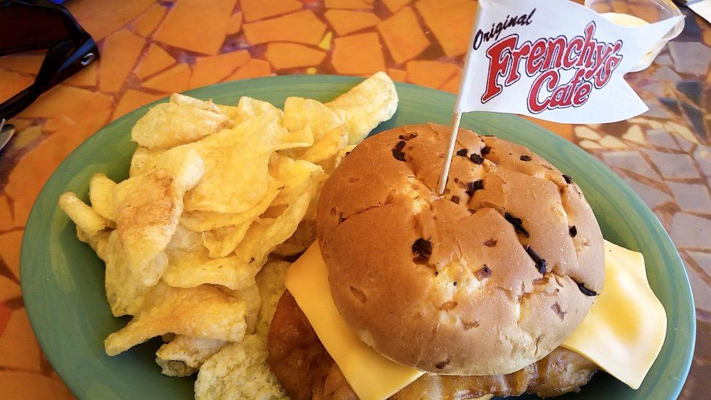 Best Clearwater Beach Grouper Sandwich