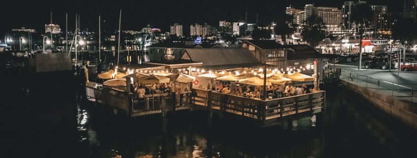 Clearwater Beach Dinner at The Bait House Tackle & Tavern