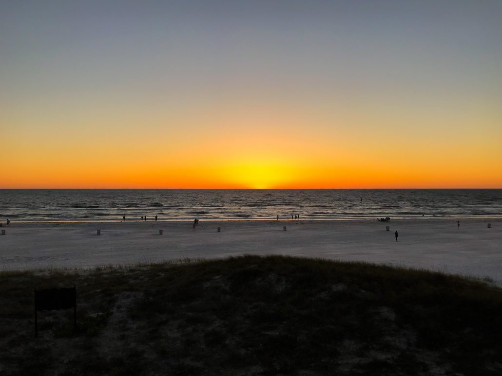 Clearwater Beach Weather & Events January 2020