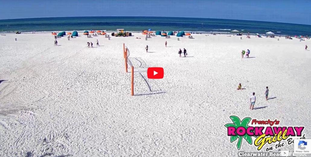 Frenchy's Rockaway Grill Clearwater Beach Webcam