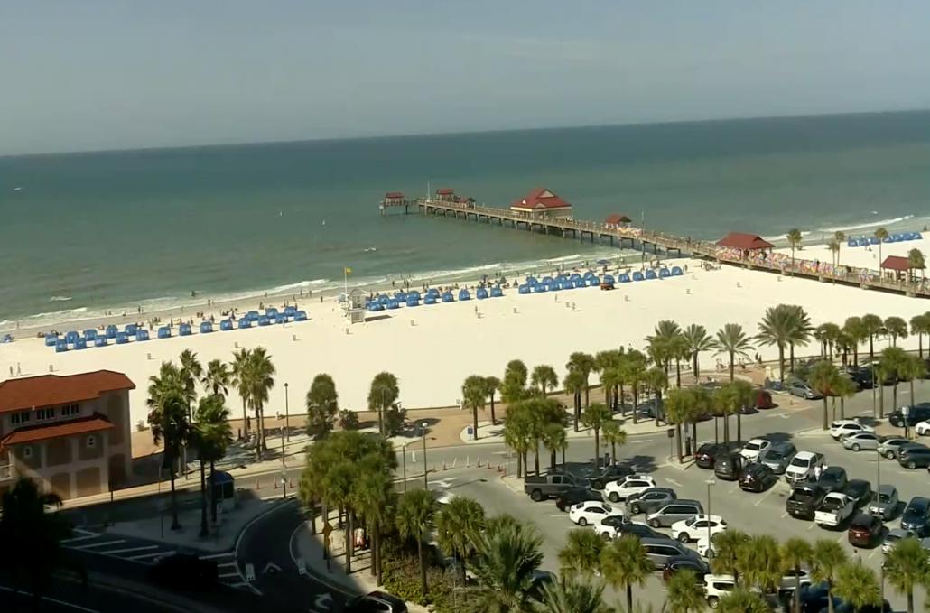 Pier 60 Clearwater Beach Webcam