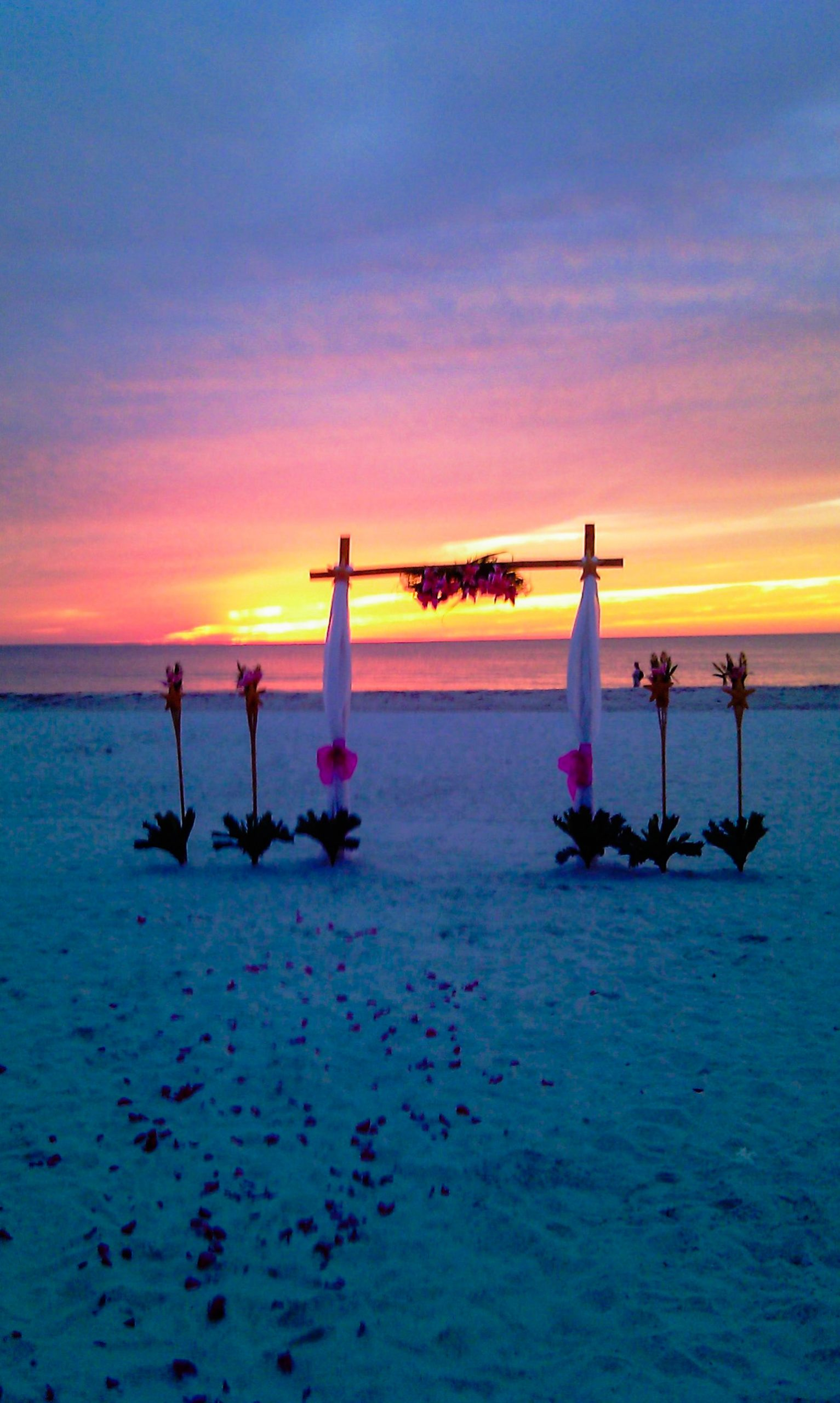 Clearwater Beach Wedding Planning