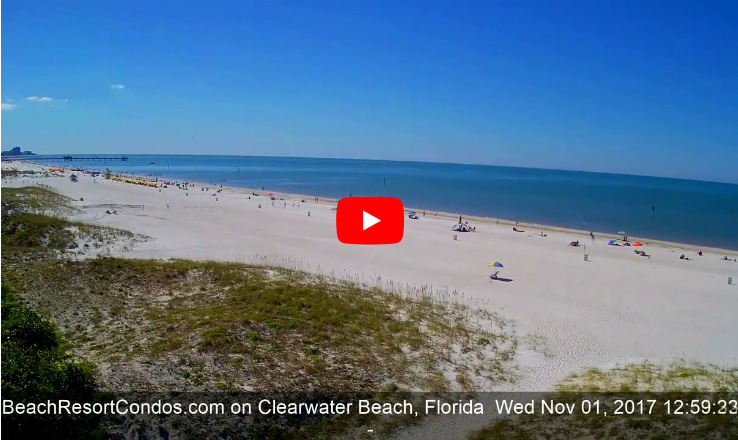 12 Hours on Clearwater Beach