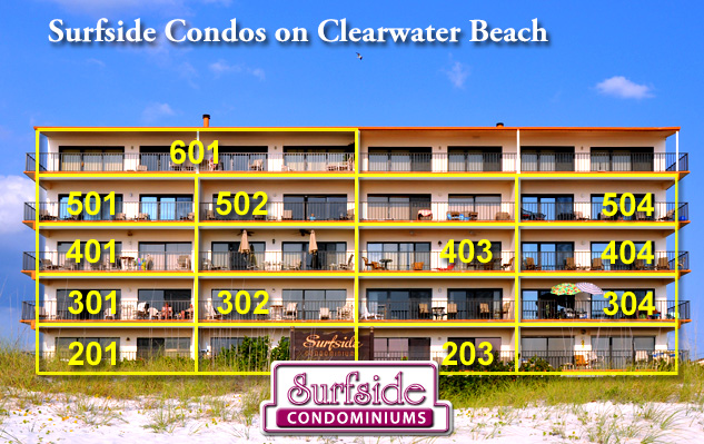 Beachfront Condos For Sale Clearwater Beach Fl