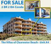 Clearwater Beach Condo For Sale