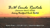 Clearwater Beach Rentals Video