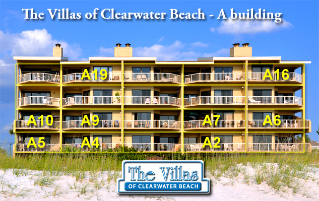 The Villas on Clearwater Beach